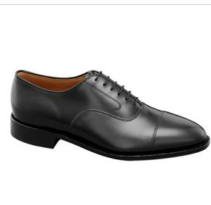 Johnston & Murphy Multi Cap Toe Oxfords